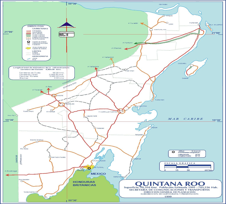 Quintana roo for Cajeros cerca de mi ubicacion